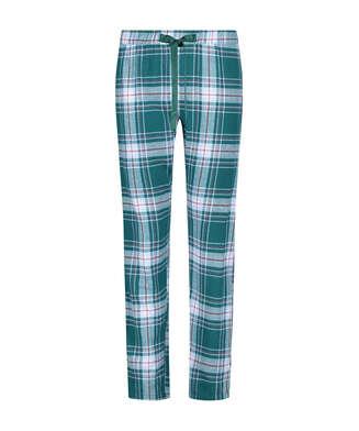 Pantalon de pyjama en sergé, Bleu