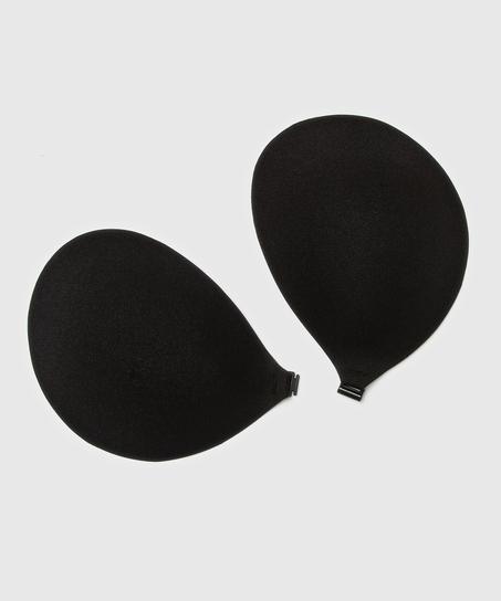 Soutien-gorge adhésif, Noir