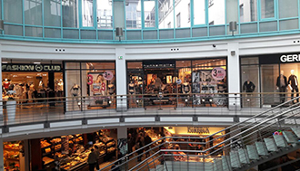 Rostock - Galerie Rostock Hof